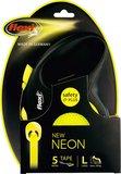 flexi rollijn CLASSIC NEW NEON tape, L._