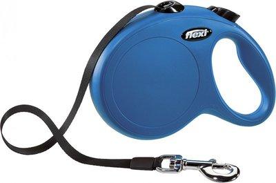 flexi rollijnen CLASSIC tape L, blauw. (5 meter)