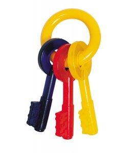 Nylabone Puppy Chew, teething key 'S'. (N220P) Voor honden tot 11 kg.