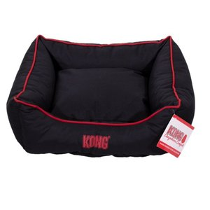Kong Lounger Beds Black (voor binnen en buiten)