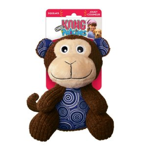 Kong Cordz Patches Monkey L