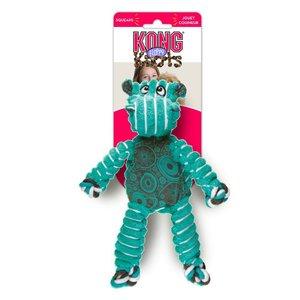 Kong Floppy Knots Hippo M/L