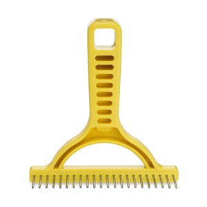 The Untangler Rake Long Rotating Teeth